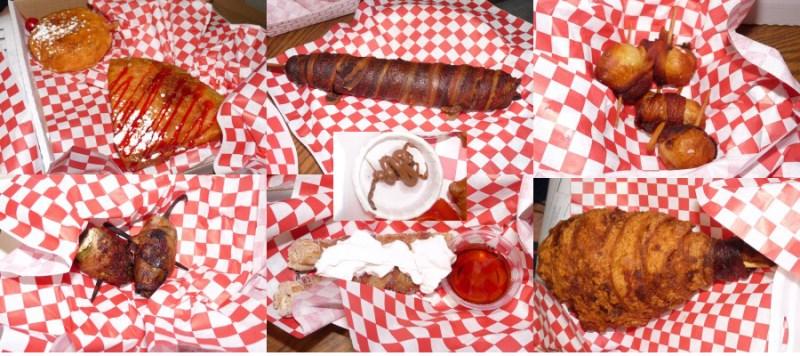 Arizona State Fair Food