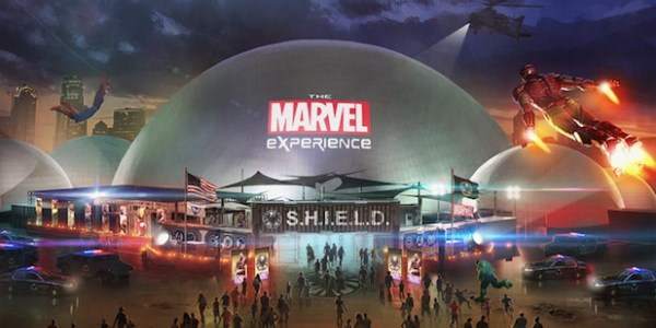 Marvel Experience Contest