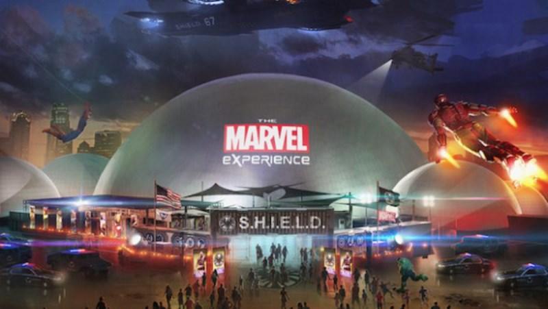 Doug Schaer (Marvel Experience)