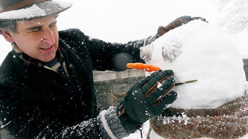 Bob Eckstein (History of the Snowman)