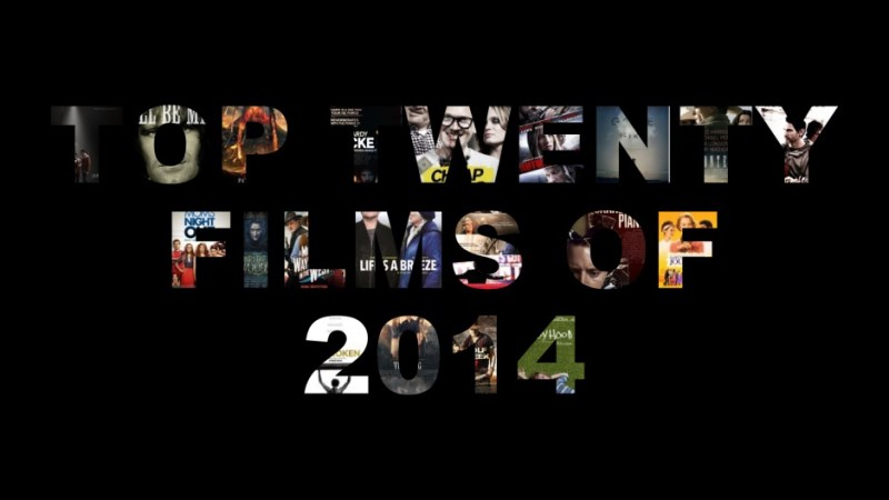 Top Twenty Films of 2014