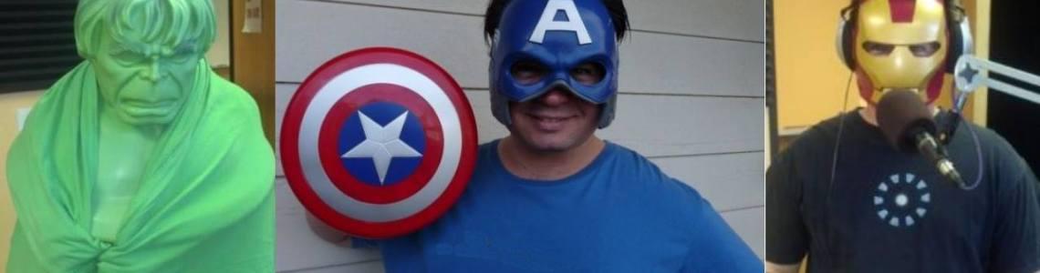 Joseph Superhero