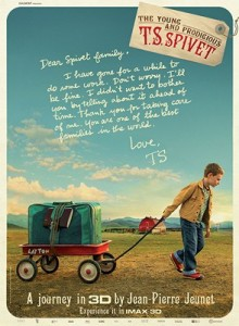 Young and Prodigious TS Spivet