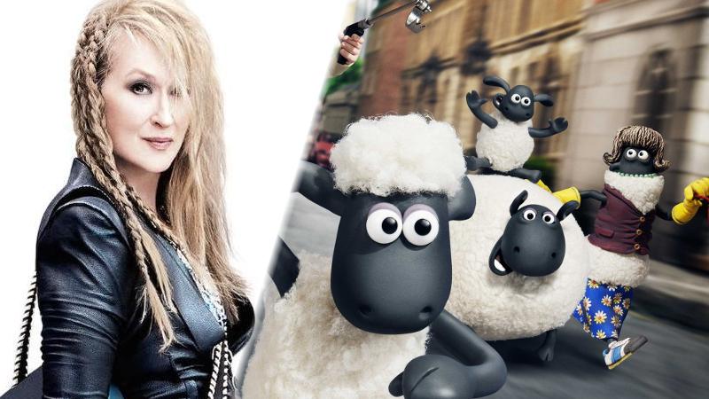 Ricki and the Sheep Show